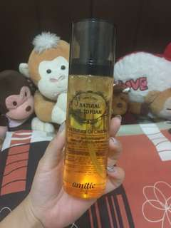 Amitie by Langsre Natural Oil to Foam