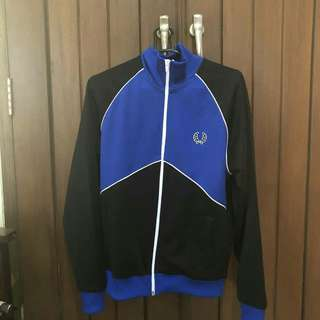 Tracktop fredperry