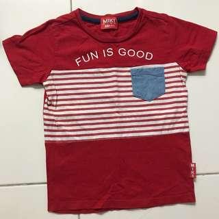Miki kids T-shirt