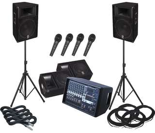 💜Yamaha Sound System for Event For Sale