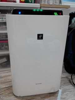 Purifier sharp kc-d40