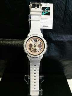 "BGA-152-7B2卡西歐品牌手錶""Casio""""Baby-G""日本機芯一年保養"