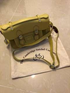 Cambridge Satchel 小斜袋