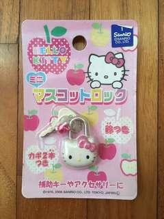 Hello Kitty Mini Lock