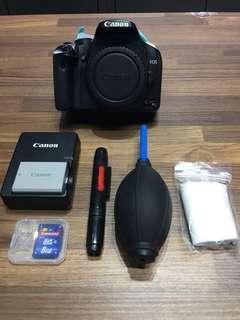 🚚 曙光數位 Canon 450D Body / 單機身