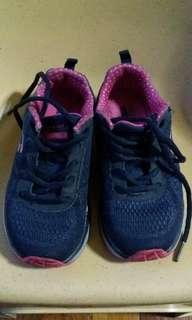 Girl's kicks