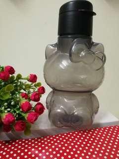 Original Tupperware Hello Kitty Eco Bottle (Smokey)