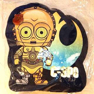 Trade Star Wars Cosbaby C-3P0 cushion