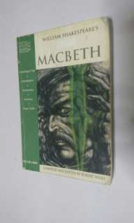 Macbeth-Pansing edition+study guide