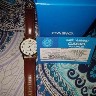 Arloji casio original