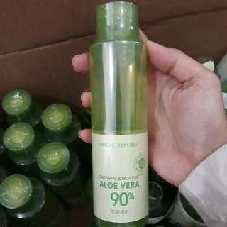 Nature Republic Aloe Vera 90% Toner