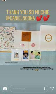 [Proof] Wanna One MD official