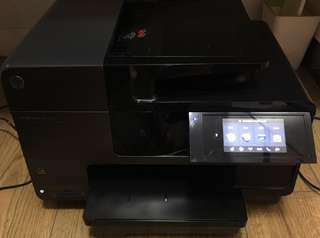 惠普影印機