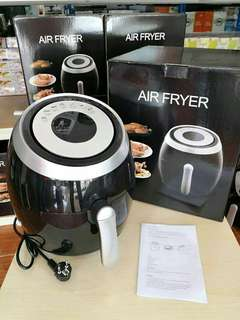Air Fryer 3.6L with LED
