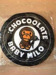 Baby milo x chocolate 地氈