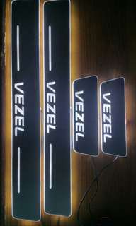 Vezel Customise LED Scuff Light