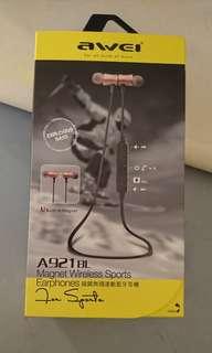 Awei 藍牙耳機 A921BL