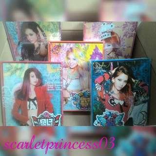SNSD Girls Generation I Got A Boy Album (Taiwan version)