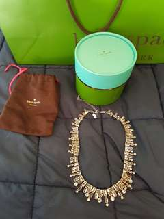Authentic Kate spade necklace ❤