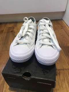 Converse Chuck Taylor Lunarlon All White (Womens)