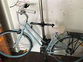 Mommy mobile! Bicycle with FREE kid seat