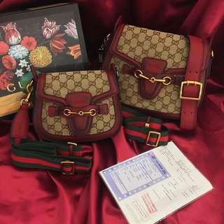 Gucci lady web satchel bag