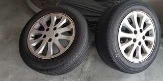 """Mazda rim 16"""""""