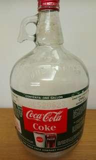 可口可樂60年代糖漿樽