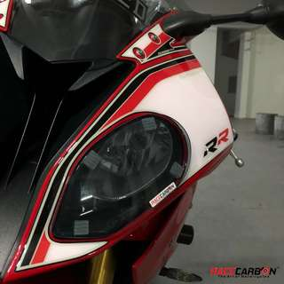 Headlight Protector for all bike makes and model for sale