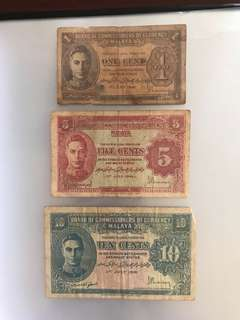 Old Notes - Malaysia Old Notes