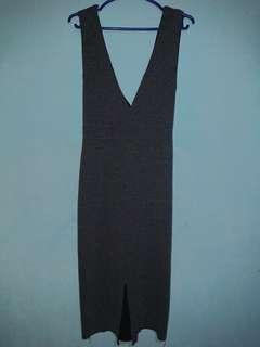 Jumper long dress