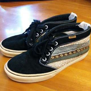 Vans 民族風 鞋