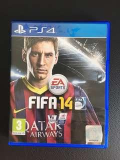 PS4 FIFA 2014