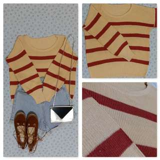 Stripes Knitted