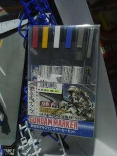Gundam astray blue frame D (MG)(master grade )-included a gundam marker