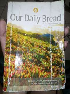 ODB OUR DAILY BREAD.