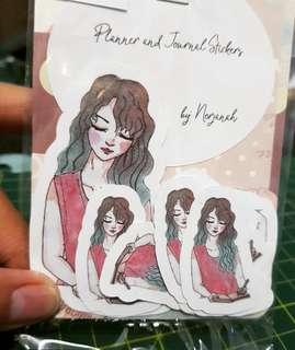 Planner journal stickers