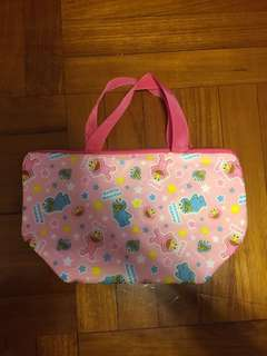 芝麻街保溫/保冷飯袋 Sesame Street lunch bag ( can keep warm or cold)