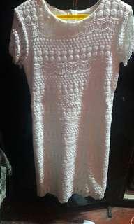 White dress po.bago pa po