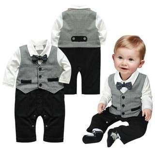 SB 048 Boy Vest Clothing Set