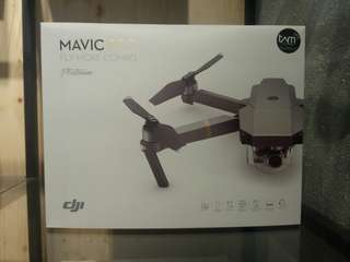 Drone Mavic Pro Combo Kredit proses 3 menit