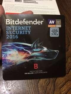 Bit defender anti virus