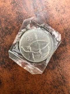 Malaysia old coin (Satu Ringgit)