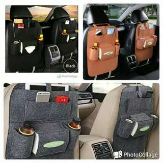 Car organizer real pict