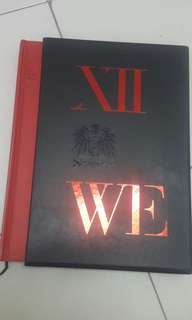 Shinhwa WE XII The Twelfth album