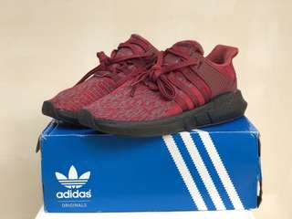 Adidas Originals EQT Support 93/17 Burgundy Suede