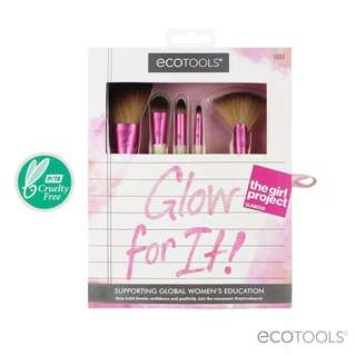 EcoTools Glow for it Brushes
