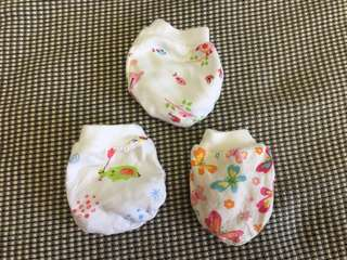 Baby Booties (new born to 3 months)