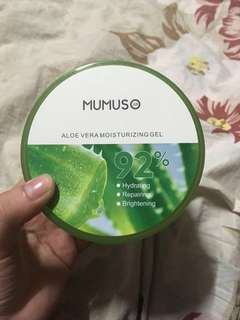 Mumuso Aloe Vera Moisturing Gel