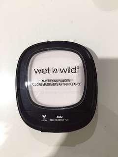 Wet n Wild Mattifying Powder